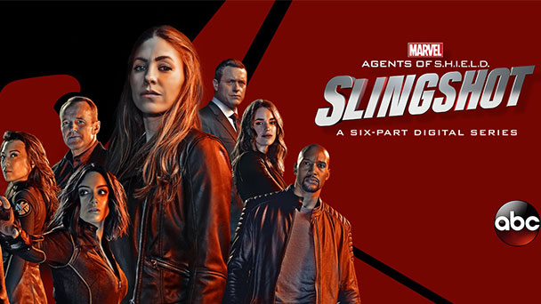Marvel's Agents of S.H.I.E.L.D.: Slingshot
