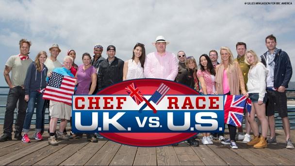 Chef Race: U.K. vs. U.S.