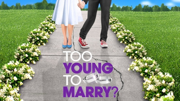 too young to marry Too young to marry is a 2007 romantic comedy drama film made for television it involves two 17-year olds, max doyle (dillon casey) and jessica carpenter.