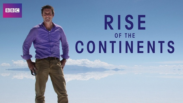 The Rise of the Continents