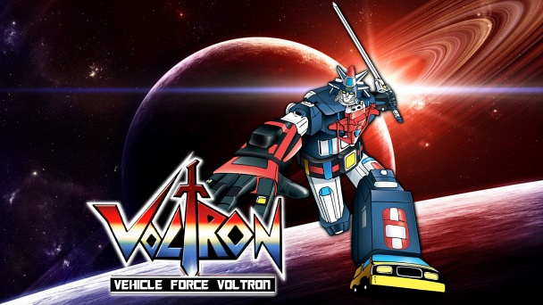Vehicle Force Voltron
