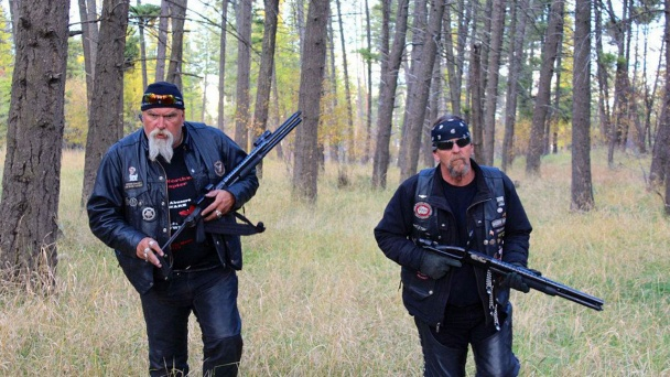 Rocky Mountain Bounty Hunters