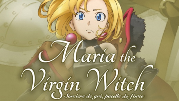 Maria the Virgin Witch