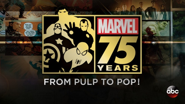 Marvel: 75 Years from Pulp to Pop!