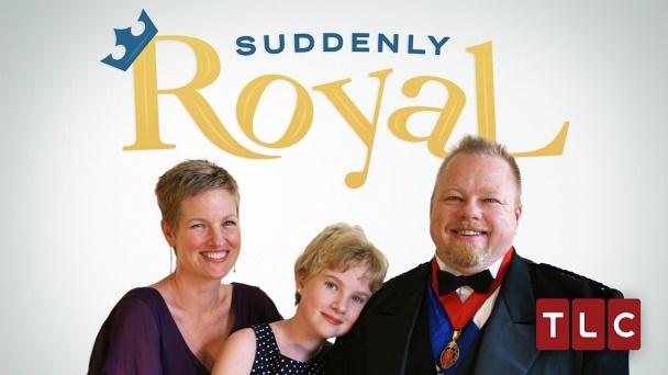 Suddenly Royal