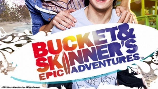The Epic Adventures of Bucket and Skinner
