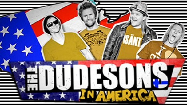 The Dudesons In America