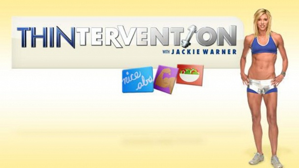 Thintervention with Jackie Warner