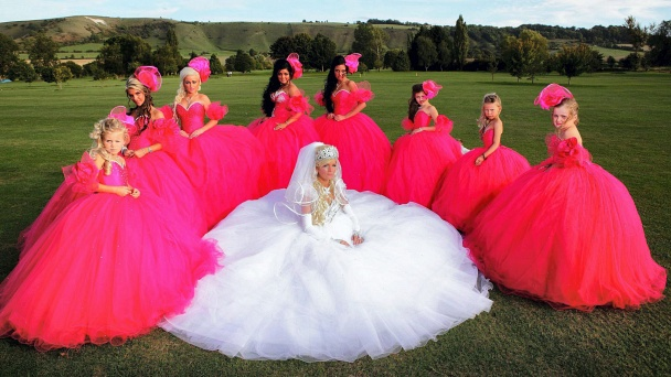Big Fat Gypsy Weddings