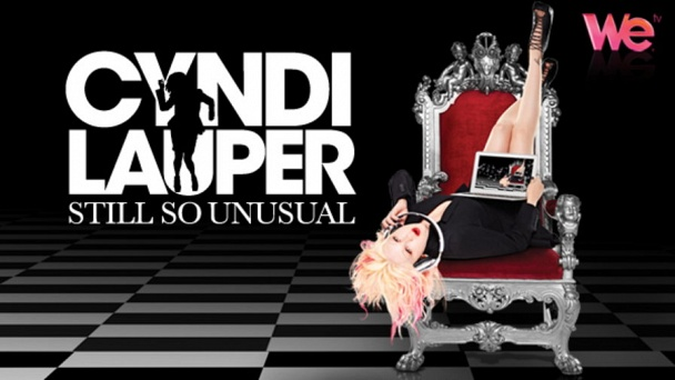Cyndi Lauper: Still So Unusual