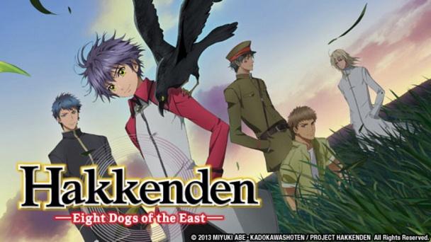 Hakkenden: Eight Dogs of the East