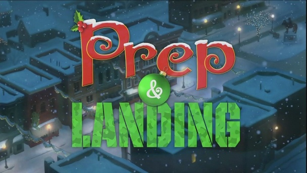 Disney's Prep & Landing