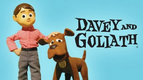 Davey and Goliath