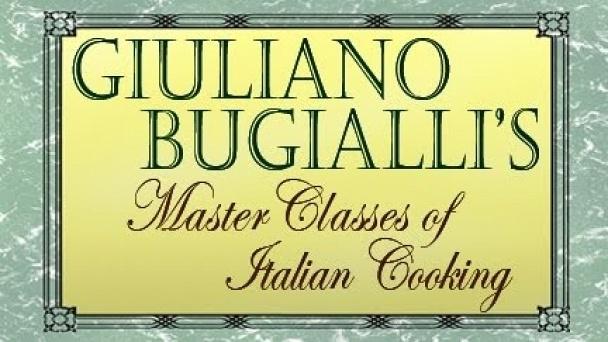 Giuliano Bugiallis Master Classes of Italian Cooking