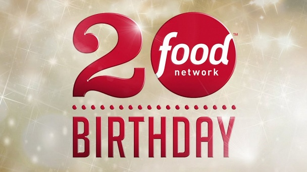 Food Network's 20th Birthday Party