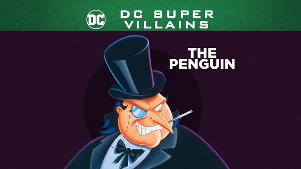 DC Super-Villains: The Penguin