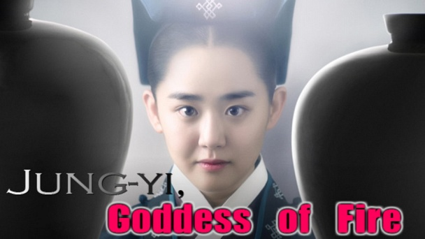 Jung-yi, Goddess of Fire