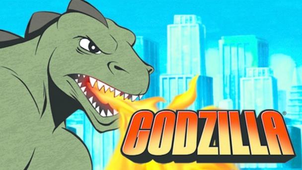 Godzilla: The Original Animated Series
