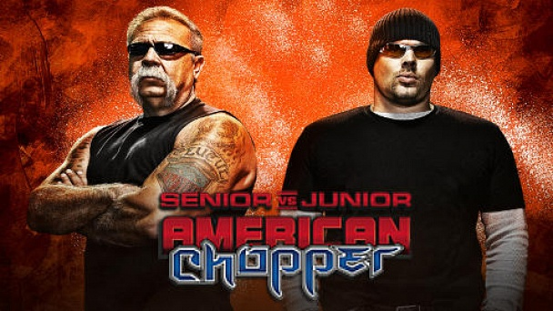 American Chopper: Senior vs. Junior
