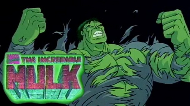 The Incredible Hulk Cartoon Show Information Rabbittv Go