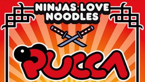 Pucca: Ninjas Love Noodles