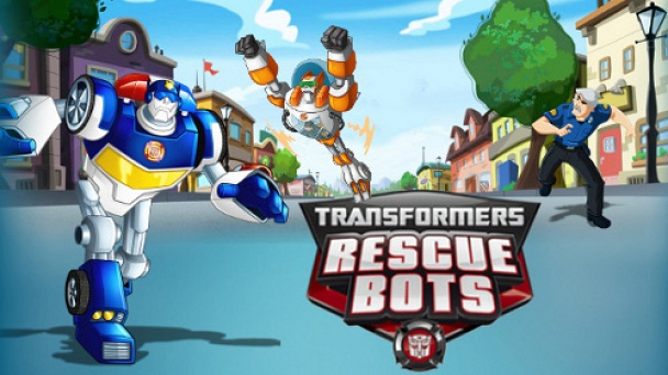 Transformers: Rescue Bots