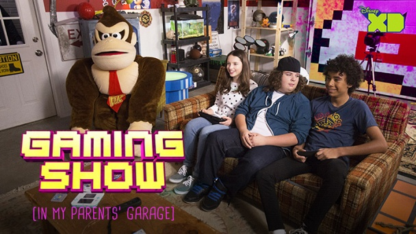 Gaming Show (In My Parents' Garage)