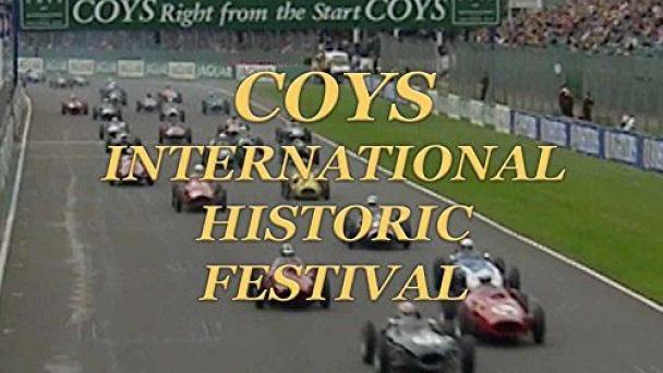 Coys International Historic Festival