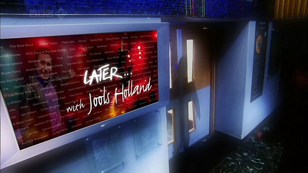 Later  ... with Jools Holland
