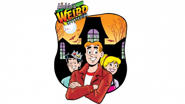 Archie's Weird Mysteries