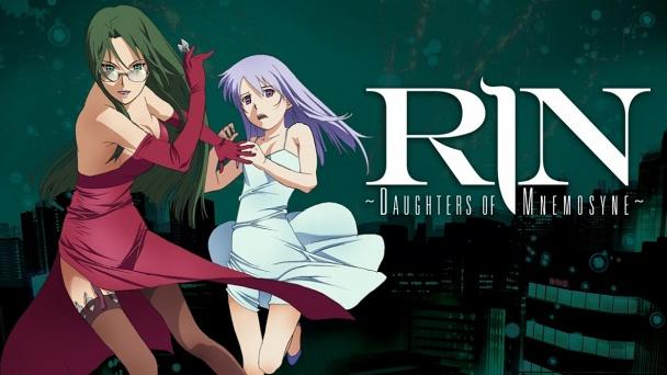 Rin -  Daughter of Mnemosyne