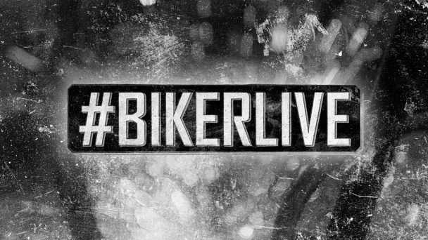 #BikerLive