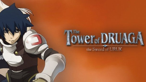 Tower of Druaga