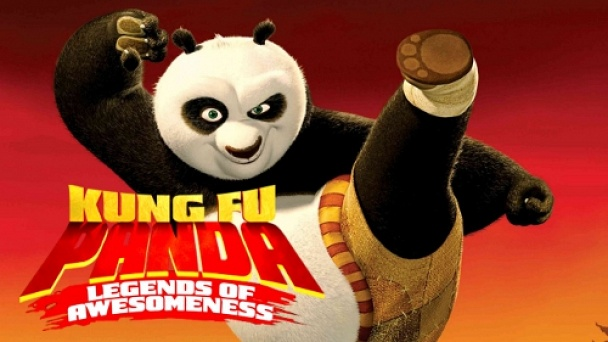 Kung Fu Panda Legends of Awesomeness