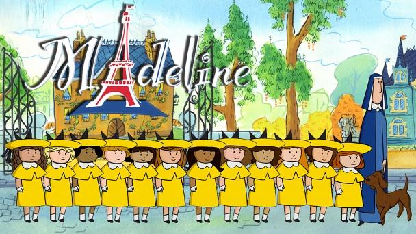 New Adventures Of Madeline