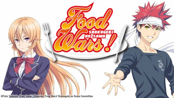 Food Wars! (Anime)