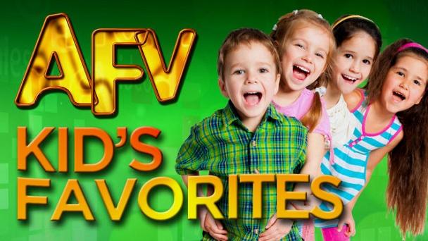 America's Funniest Home Videos: Kid's Favorites