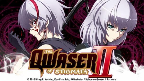 Qwaser of Stigmata