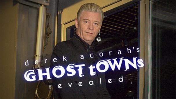 Derek Acorah's Ghost Towns Revealed