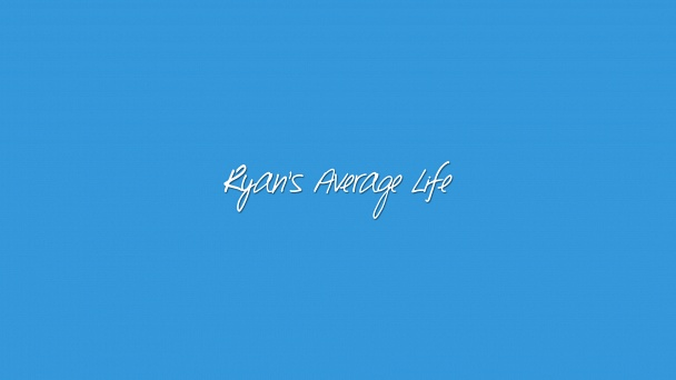 RyansAverageLife