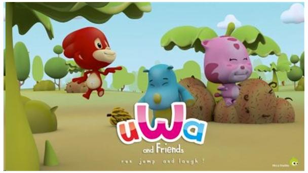 Uwa and Friends