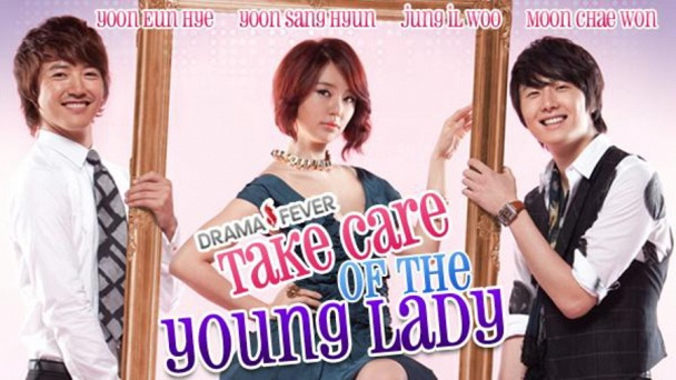 Take Care of the Young Lady