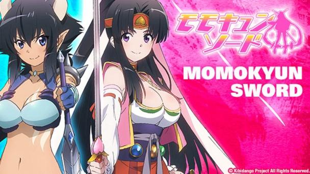 Momo Kyun Sword