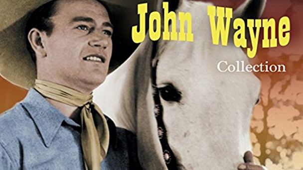 John Wayne Colorized Collection