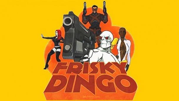 Frisky Dingo