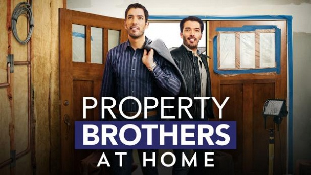 The Property Brothers at Home