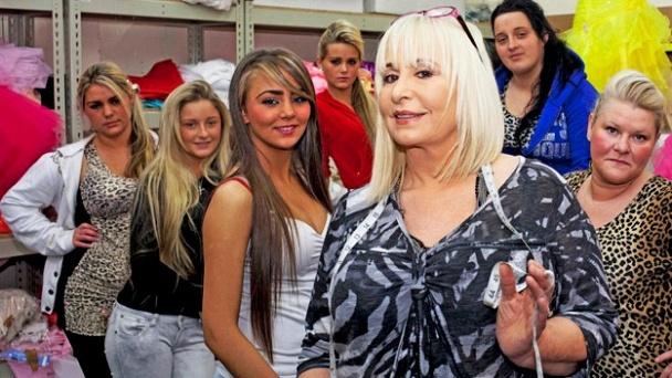 Thelma's Gypsy Girls