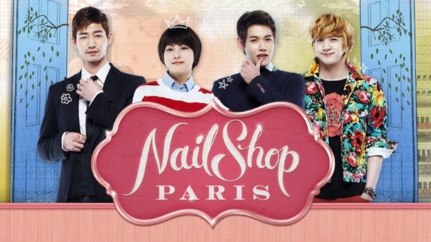 Nail Shop Paris