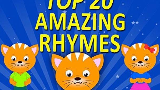 Top 20 Amazing Rhymes