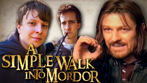 A Simple Walk Into Mordor